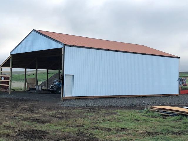 Agricultural - Northwest Steel