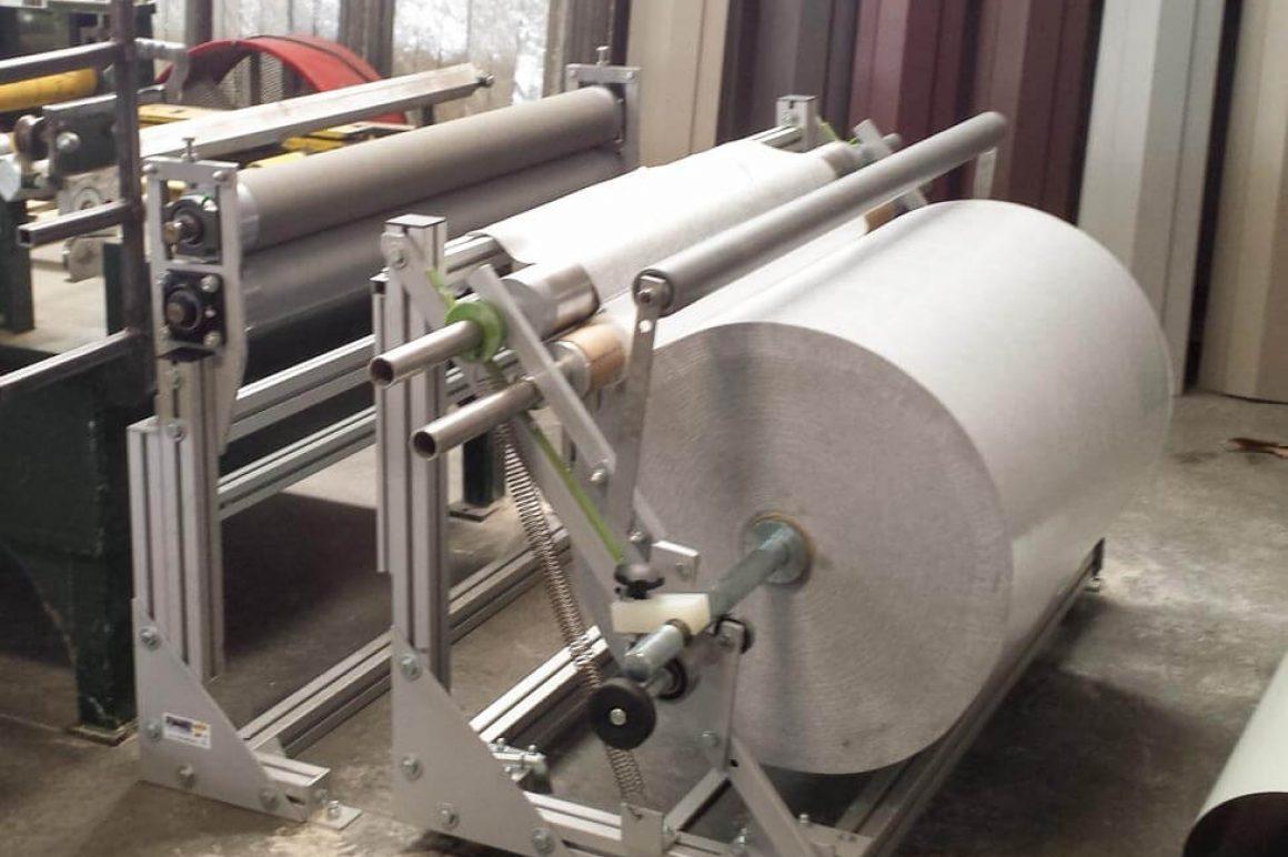 Machine to make drip stop at Northwest Steel